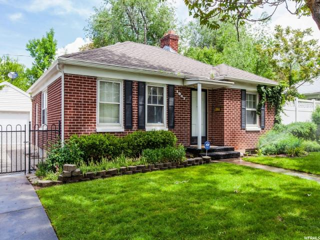 Home for sale at 1947 E Redondo Ave, Salt Lake City, UT 84109. Listed at 375000 with 3 bedrooms, 2 bathrooms and 1,851 total square feet