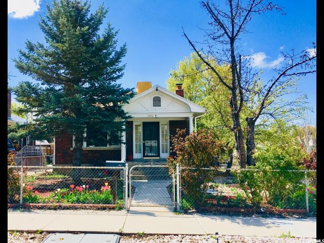 Home for sale at 1052 E 2700 South, Salt Lake City, UT 84106. Listed at 359000 with 3 bedrooms, 2 bathrooms and 1,444 total square feet