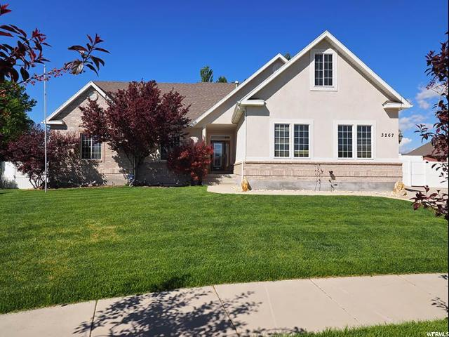 3267 W CLARKSTON CIR, South Jordan UT 84095