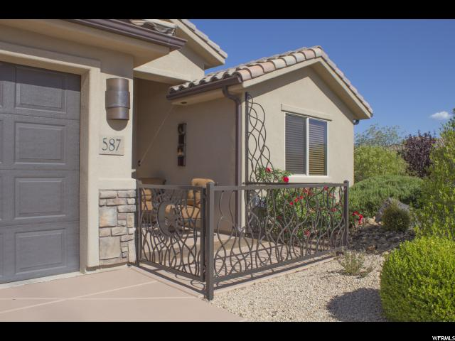 587 N KENSENTION AVE Washington, UT 84780 - MLS #: 1527366