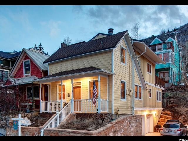 263 PARK AVE Unit 16, Park City UT 84060