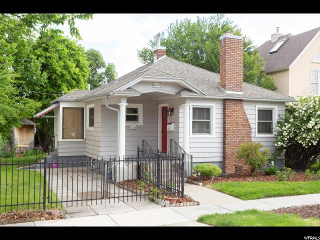Home for sale at 420 E 3rd Ave, Salt Lake City, UT  84103. Listed at 449000 with 3 bedrooms, 2 bathrooms and 1,932 total square feet