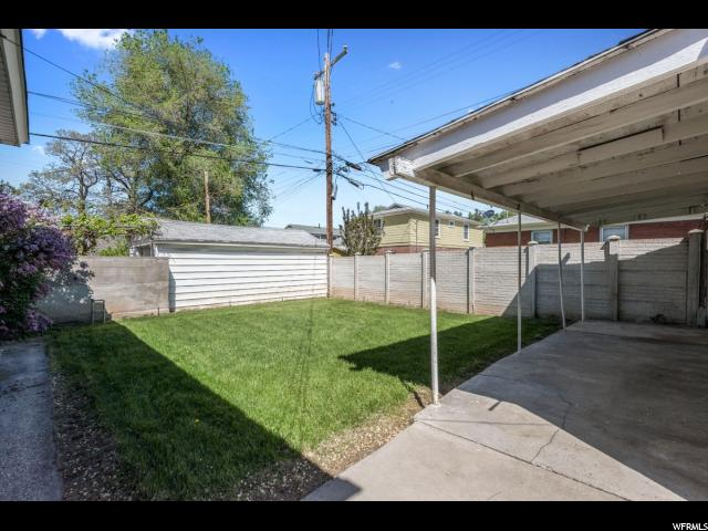 917 E MARK AVE Salt Lake City, UT 84106 - MLS #: 1527585