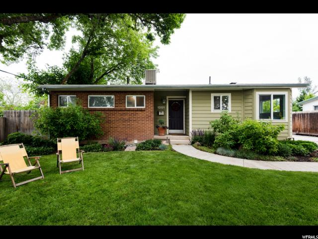 Home for sale at 1201 E 3745 South, Salt Lake City, UT 84106. Listed at 389900 with 4 bedrooms, 2 bathrooms and 2,346 total square feet