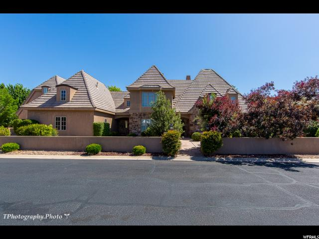 MLS #1528040 for sale - listed by Bob Richards, Keller Williams Realty St George (Success)