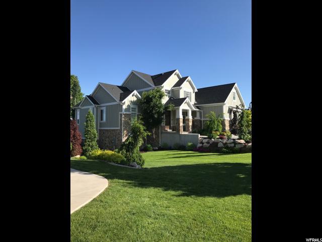 893 E FENCE POST RD Fruit Heights, UT 84037 - MLS #: 1528694