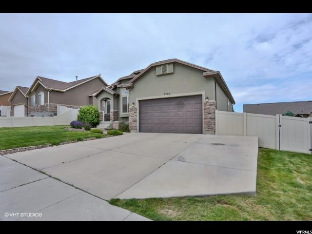5746 W LUGANO DR West Jordan, UT 84081 - MLS #: 1528745