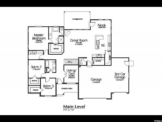 276 N 710 Unit 16 Salem, UT 84653 - MLS #: 1528859