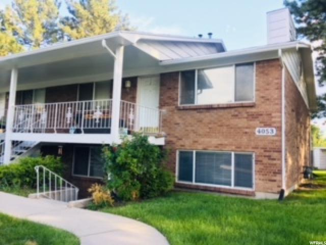 4053 S VERNON CIR Unit D Salt Lake City, UT 84124 - MLS #: 1529229