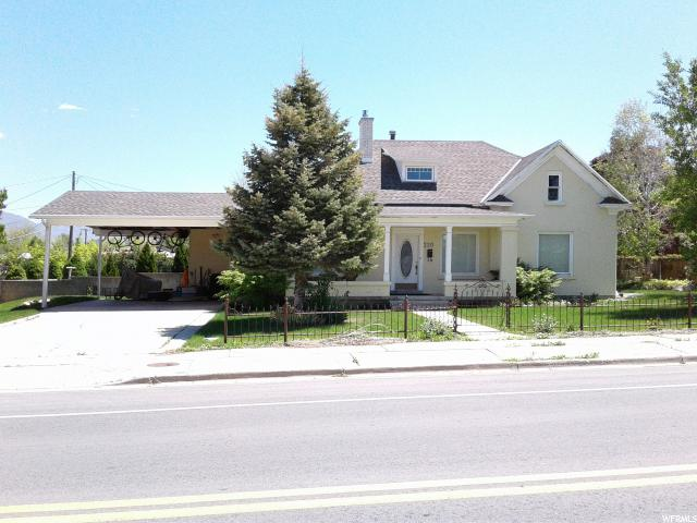 220 N 800 Spanish Fork, UT 84660 - MLS #: 1529498