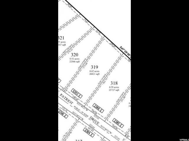 5353 E PATRIOT (#319) DR Eagle Mountain, UT 84043 - MLS #: 1529633