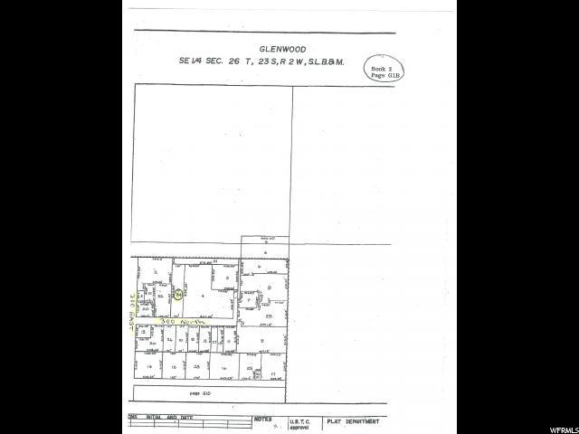 Glenwood, UT 84730 - MLS #: 1530102