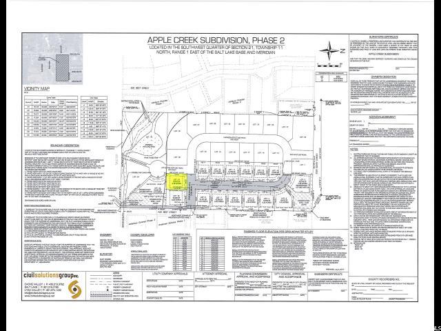3320 S 490 Nibley, UT 84321 - MLS #: 1530389