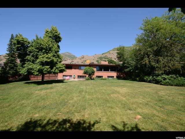 3960 S MOUNT OLYMPUS WAY Salt Lake City, UT 84124 - MLS #: 1530884