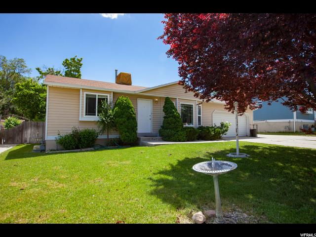 3523 S GARDEN GATE DR West Valley City, UT 84128 - MLS #: 1530895