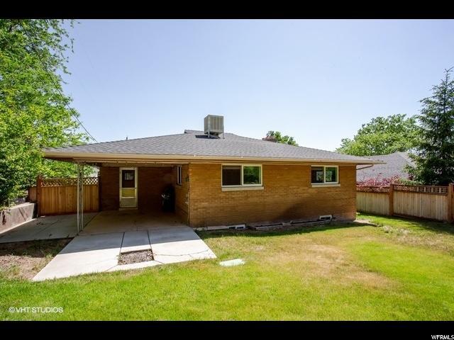 1390 E 31 ST Ogden, UT 84403 - MLS #: 1530994