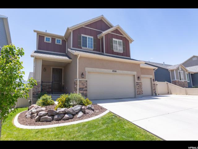 4958 E BROKEN ARROW LN Eagle Mountain, UT 84005 - MLS #: 1531075
