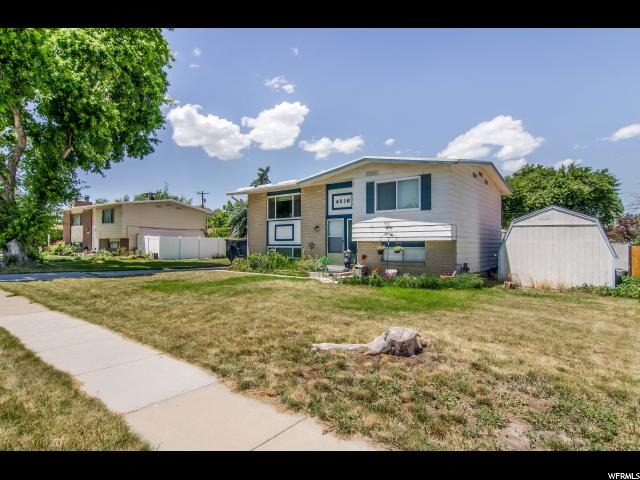 4516 W HERCULES DR West Valley City, UT 84120 - MLS #: 1531345