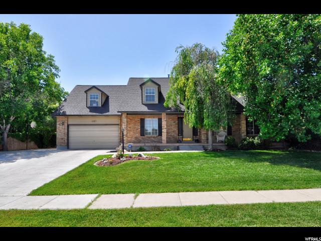1167 CHAVEZ DR South Jordan, UT 84095 - MLS #: 1531394