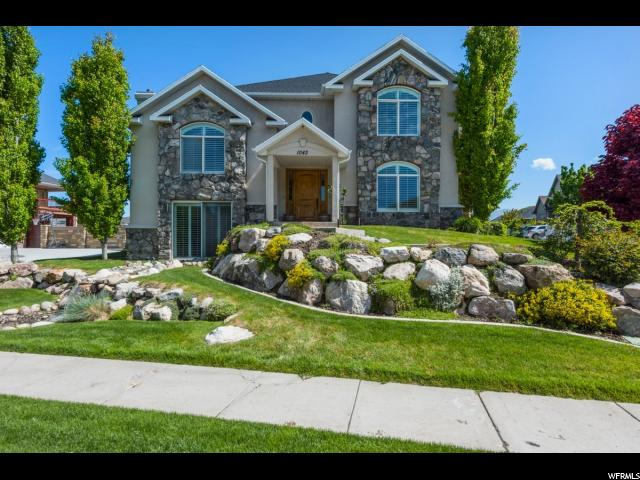 1043 E EAGLEWOOD DR, North Salt Lake UT 84054