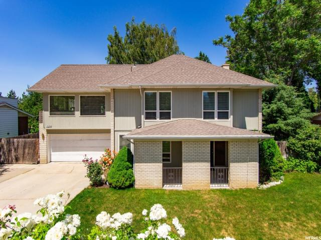 1017 E BELLE MEADOWS WAY Salt Lake City, UT 84121 - MLS #: 1531521