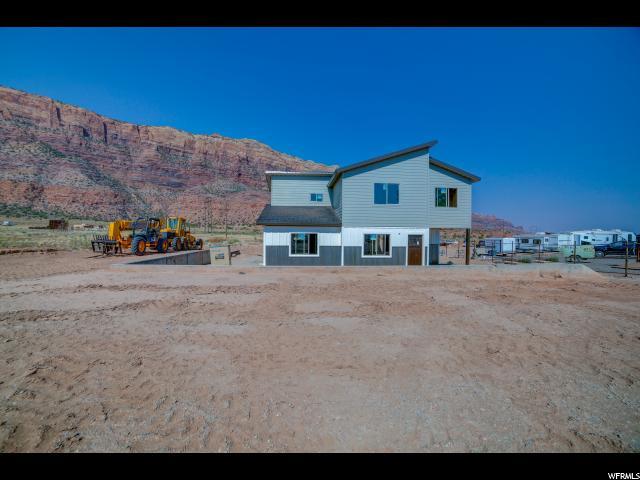 134 S TANGREN DR Moab, UT 84532 - MLS #: 1531611