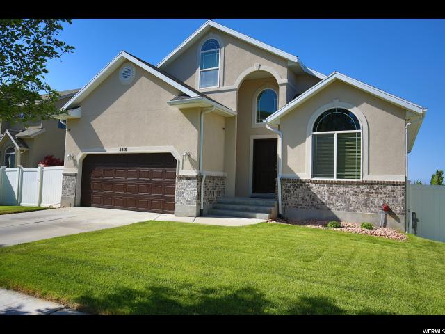 5418 W  MORNING LIGHT DR, Herriman UT 84096