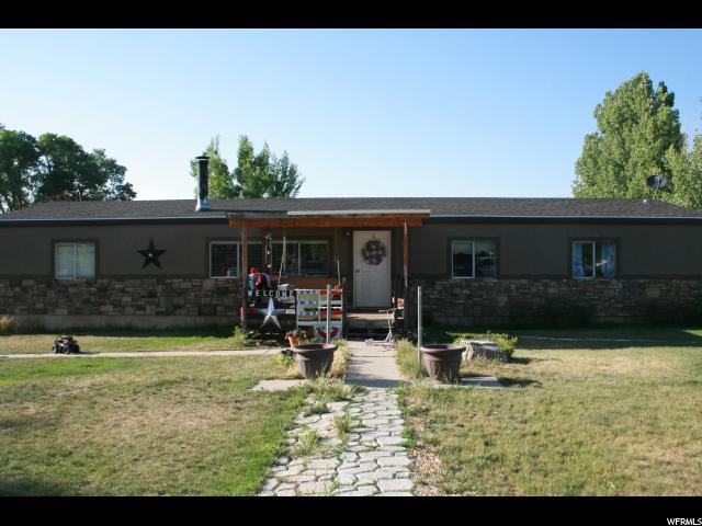 166 W 400 Mount Pleasant, UT 84647 - MLS #: 1531787