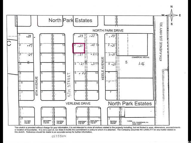 770 N 5TH ST Montpelier, ID 83254 - MLS #: 1531821