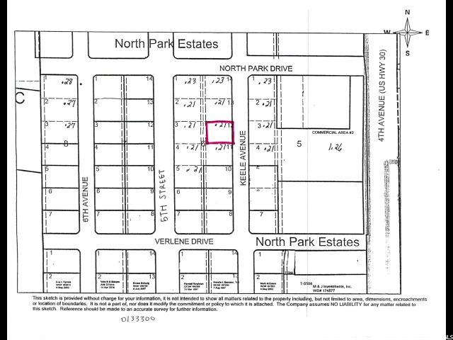 757 N KEELE ST Montpelier, ID 83254 - MLS #: 1531845