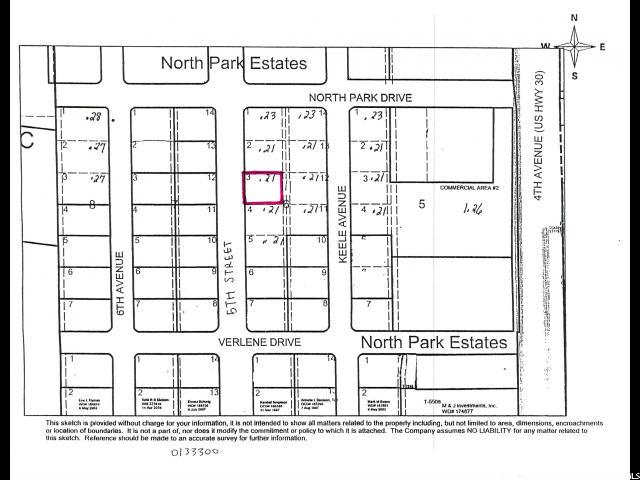 762 N 5TH ST Montpelier, ID 83254 - MLS #: 1531854
