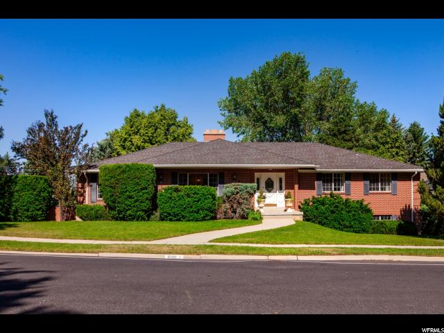 8188 S TOP OF THE WORLD DR. Cottonwood Heights, UT 84121 - MLS #: 1532001