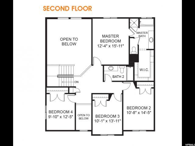 898 W ELLSWORTH ST Unit 305 Bluffdale, UT 84065 - MLS #: 1532152