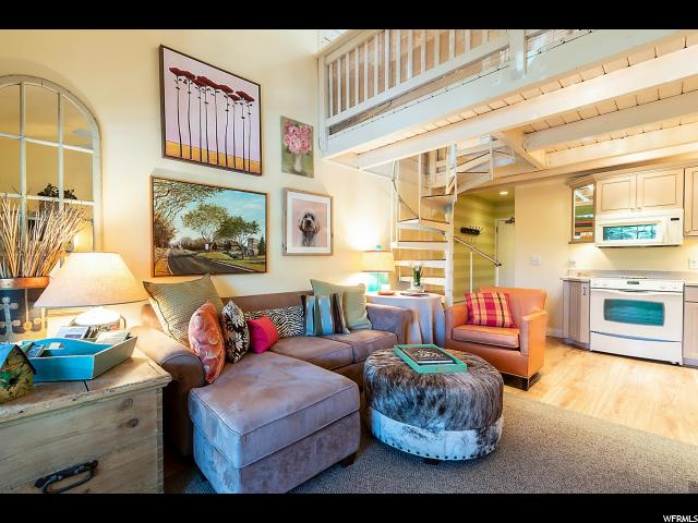 2255 SIDEWINDER DR. Unit 633 Park City, UT 84060 - MLS #: 1532191