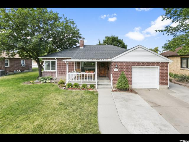 Home for sale at 3096 S 1810 East, Salt Lake City, UT  84106. Listed at 472500 with 4 bedrooms, 2 bathrooms and 2,598 total square feet