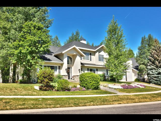 1376 SETTLEMENT DR, Park City UT 84098