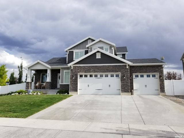 6261 W SWAN RIDGE WAY, West Jordan UT 84081