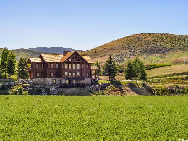 Morgan Utah Homes for Sale