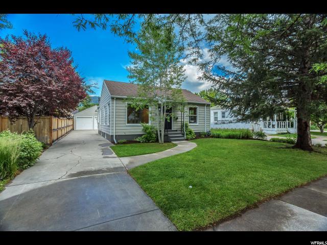 2773 S FILMORE ST Salt Lake City, UT 84106 - MLS #: 1533586
