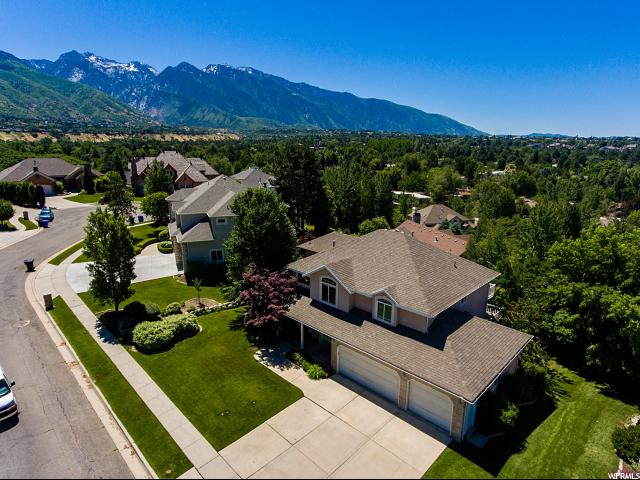 2632 E CHALET CIR, Cottonwood Heights UT 84093
