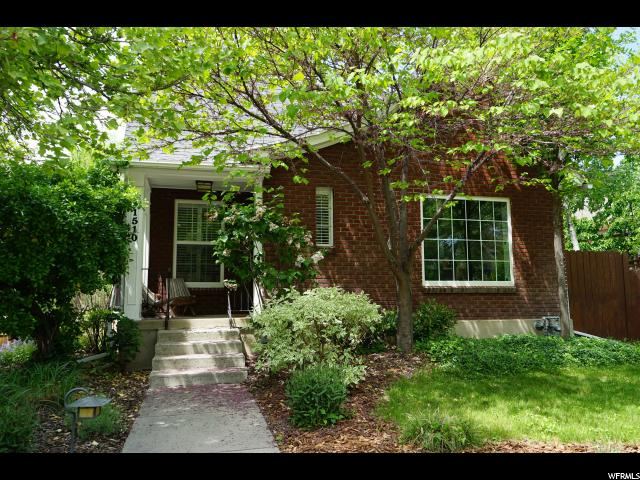 1510 S 1600 E, Salt Lake City UT 84105