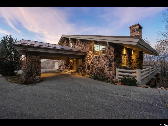 2515 ASPEN SPRINGS DRIVE, Park City UT 84060