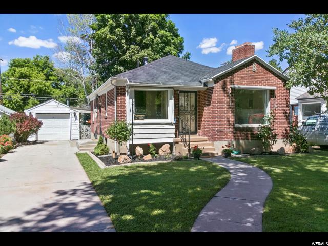 2146 S 1800 E, Salt Lake City UT 84106