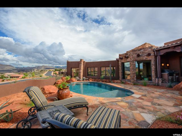 4956 N LONG SKY CIR St. George, UT 84770 - MLS #: 1534700