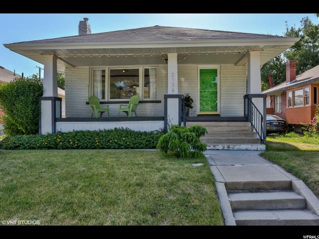 2138 S GREEN ST, Salt Lake City UT 84106