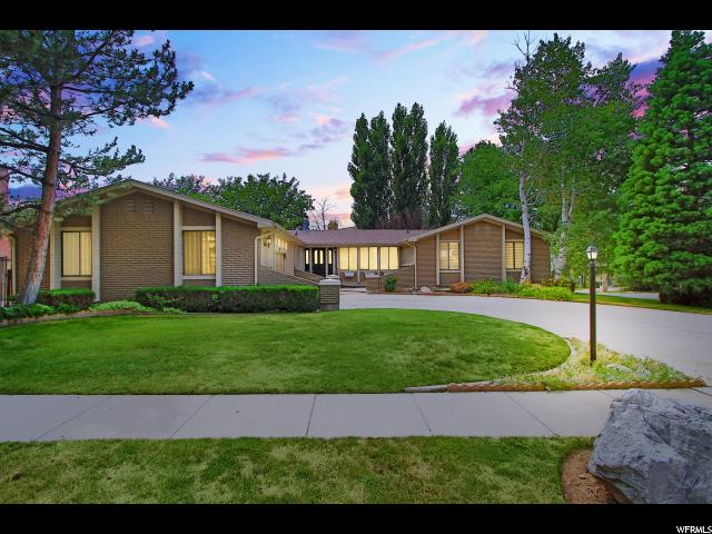 8066 S TOP OF THE WORLD DR, Cottonwood Heights UT 84121