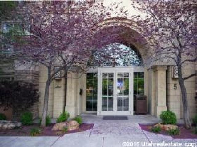 5 S 500 ST Unit 1209 Salt Lake City, UT 84101 - MLS #: 1535057