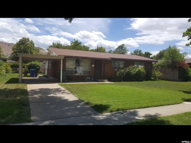 1104 N NOCTURNE DR Salt Lake City, UT 84116 - MLS #: 1535283