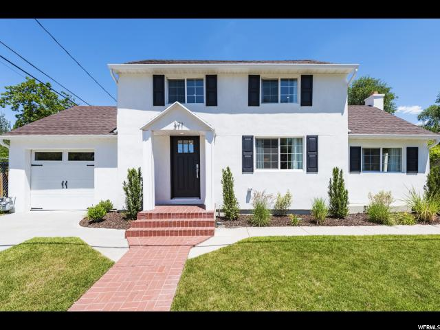 371 E HARVARD AVE, Salt Lake City UT 84111