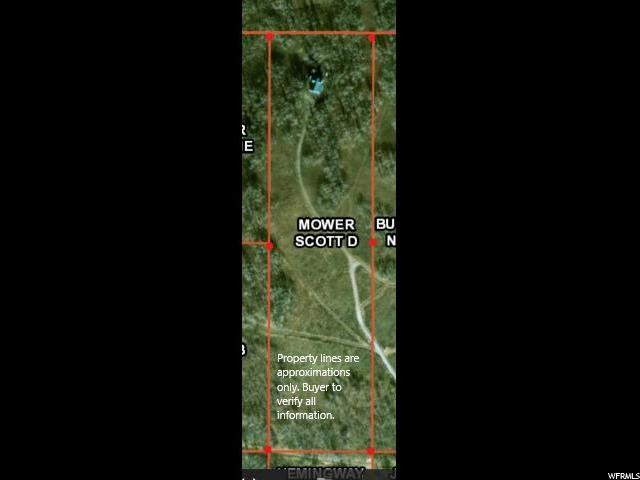 113 GOOSEBERRY BROOKS CANYON RD Fairview, UT 84629 - MLS #: 1535597